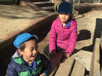 CLOVER児童園~公園での笑顔~☆☆