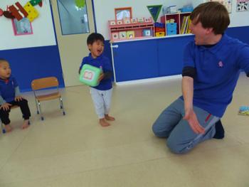 CLOVER児童園・・・Acorn Class☆