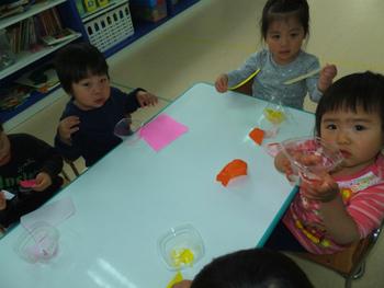 CLOVER児童園・・・Acorn Class~☆