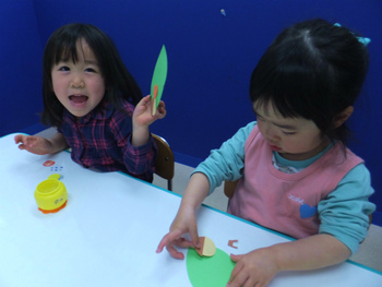 CLOVER児童園・・・Star Class~&スライドショー☆