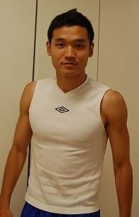 スンヨン選手と韓国話