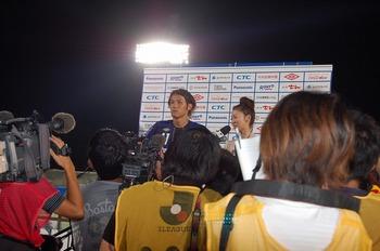 宇佐美選手、世界へ。ガンバラストマッチ