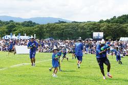 ガンバ通信 8月号 内田達也選手