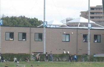 練習試合vs川崎フロンターレ