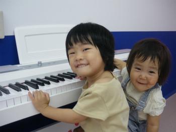 幸せを運ぶ子供達・・・