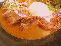 とろ肉カレーらぁ麺 by まんねん千里丘店 2011/11/28 08:00:00