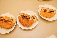 あと少しで 大阪カレーパンのお披露目デス! 2011/07/16 09:00:00