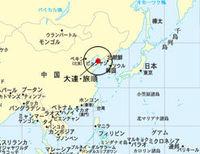 中国東北部で初の原発が稼働
