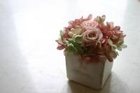 お花*ワークショップ in ロハスフェスタ