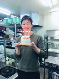 お誕生日おめでとう!!!!