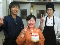 3月のHappyBirthday♪