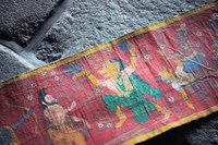 インドの染織と絵