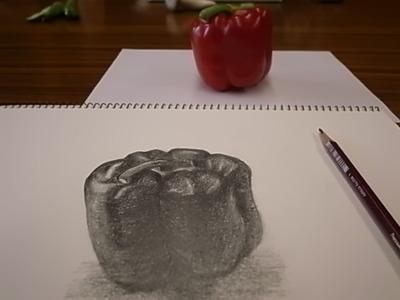 絵画教室 2回目