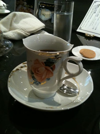芦屋珈琲舎さんのカップ