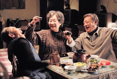 みんぱくワールドシネマ~家族のゆくえ~再会の食卓