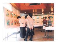 ガラスアート・ナカイグループ生徒展