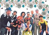劇団ふぉるむ2013秋公演「卵の中の白雪姫」