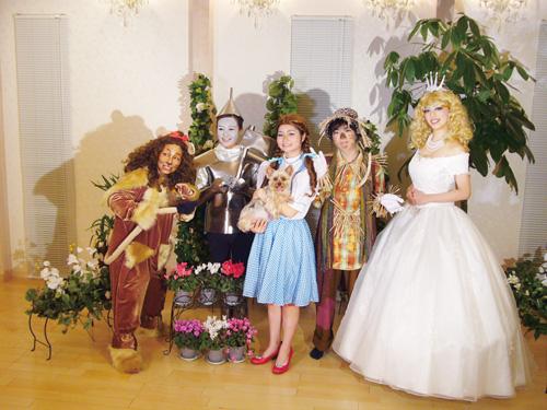 ミュージカルオペラステージ2012 出演者募