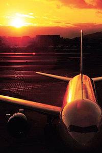 大阪国際空港写真展に展示する写真