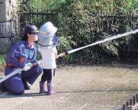 服部緑地防災フィールドワーク・キャラバン2013