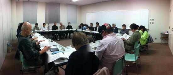 第18回復興支援すいた市民会議