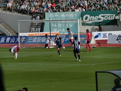 VS 松本山雅FC(4/29)