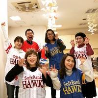 ソフトバンクホークス優勝おめでとう!!