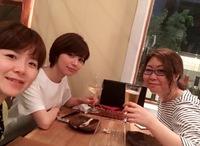 江坂で女子会♪