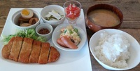 Gカフェ「お昼ごはん」