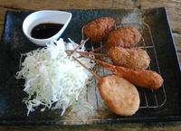 こだわりの大阪もんソースで美味しい串カツ 万博記念公園、吹田スタジアムから近くの居酒屋