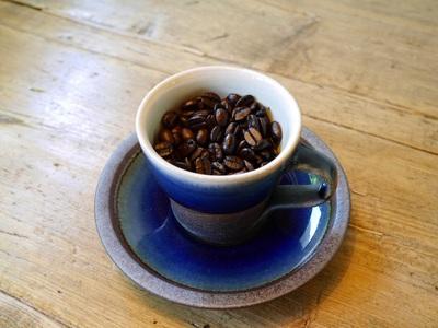 青黒 ガンバ大阪 コーヒー