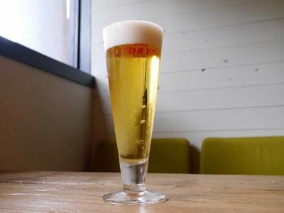 生ビール ジーカフェ