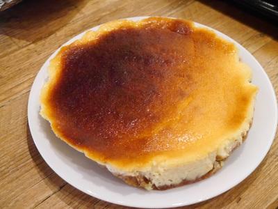 ジーカフェ 手造りチーズケーキ