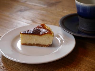 手造りチーズケーキ ジーカフェ