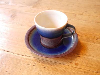 出西窯 コーヒーカップ
