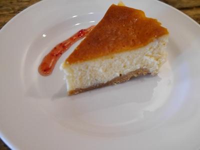 gcafe チーズケーキ