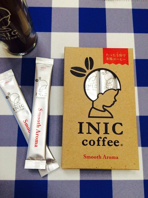 お手軽コーヒー◎INIC