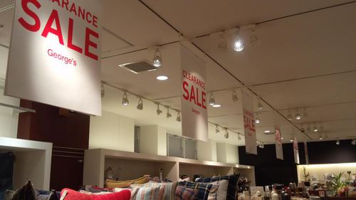 Georges CLEARANCE SALE 開催★☆