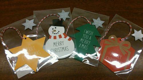 クリスマスカード色々。。。