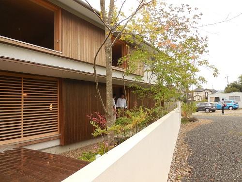 京都 向日町 建物見学