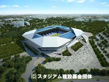 ガンバ大阪新スタジアム