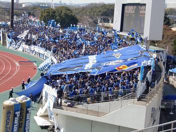 開幕戦VSセレッソ大阪