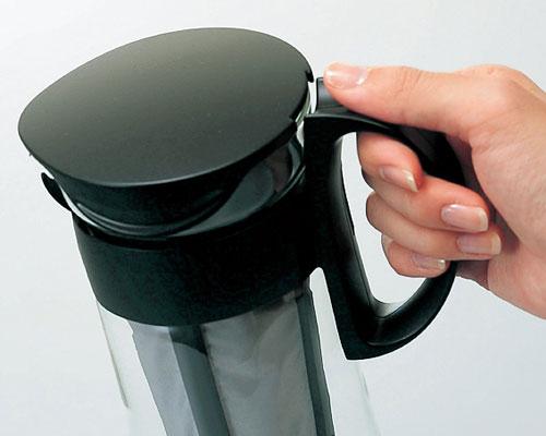 ハリオ 水出し珈琲ポットで美味しいアイスコーヒーを♪