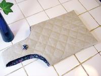 入園入学準備のためのカンタン手縫い雑貨講座「くつ袋」