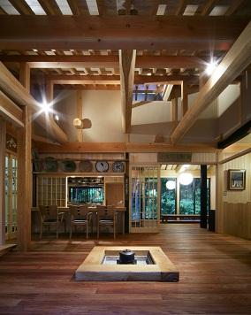 永源寺の家