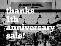 1th anniversary sale♥︎