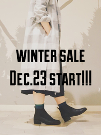 winter sale start!!!