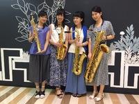 8/19 ☆ Saxophone LIVE