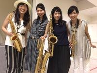 7月3日Saxophone Live☆