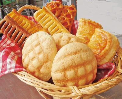 ◆てくてくパンまつり◆ べいく堂